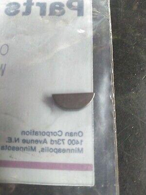 Lot Of 10 Onan 515-0001 Rv Generator Woodruff Keys Nos