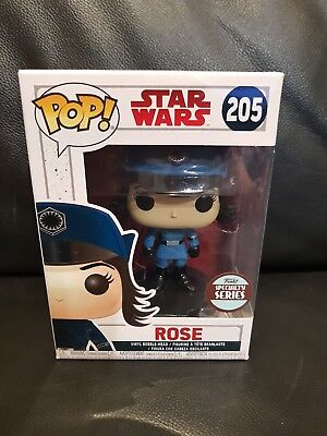 POP ROSE #205 STAR WARS Vinyl Action Figure New LISTING 2