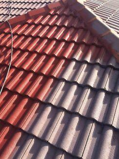 Roof restoration and repairs