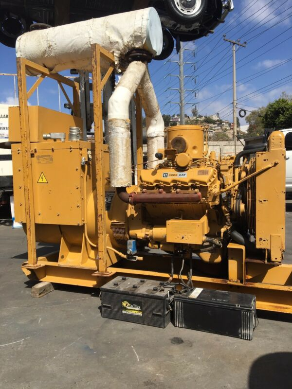 Caterpillar 100 KW diesel Generator
