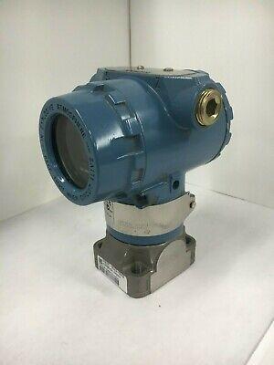 Rosemount 3051 Pressure Transmitter Ca3a02a1as5m5q4