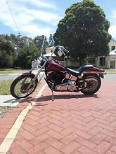 1988 Harley Davidson Custom Softtail Karrinyup Stirling Area Preview