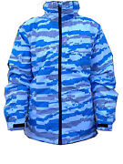 Mens Snowboard Jacket Small