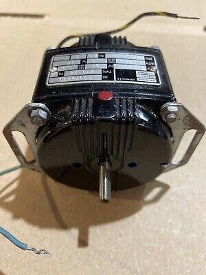 Bodine Synchronous Motor 115v 11w 3600 Rpm 60hz