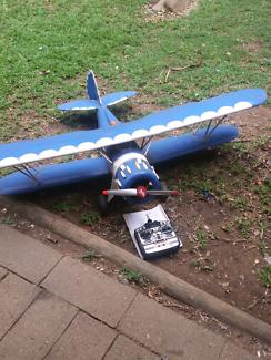 Petrol RC plane for SWAP