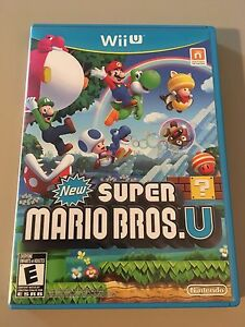 Super Mario Bros. U for Nintendo Wii U