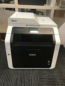 Brother Wireless Colour Laser MFC Printer MFC-9335CDW Crows Nest North Sydney Area Preview