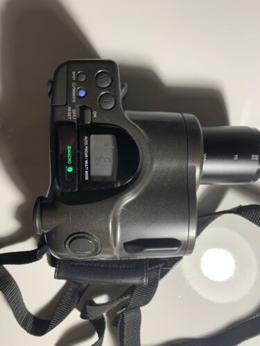 Olympus Camera AZ-330 Super Zoom Infinity Super Zoom 330 TESTED Film 35mm - $45.00