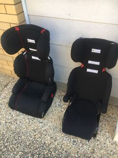 Child booster seats x 2
