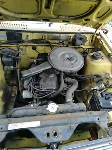 85 Mitsubishi sigma