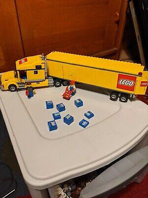 Lego City Truck 3221 COMPLETE read description