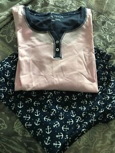 Nautica pjs. Long sleeve and pants. Size xl. Never wore