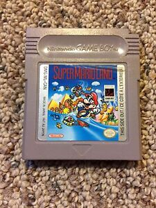 GAMEBOY Super Mario Land Edmonton Edmonton Area image 1
