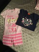 Girls size 4 PJ's and Blue Top New with tags (Christmas) Port Noarlunga Morphett Vale Area Preview