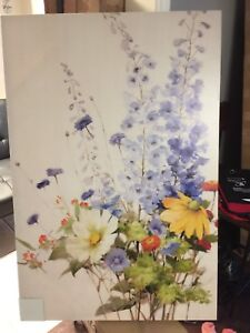 New canvas art painting