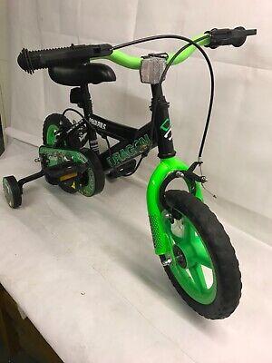 Pedal Pals 12 Inch Dragon Kids Bike RRP £49.99
