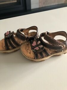 Toddler girl sandals