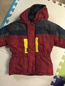 Size 3T winter coat