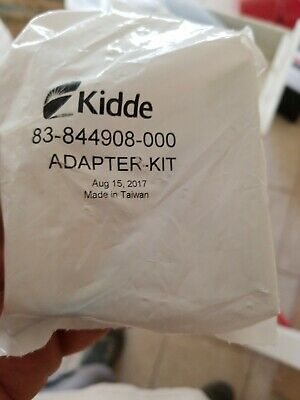 1 Kidde 83-844908-000 Discharge Adapter Kit Co2 System Fire Supression