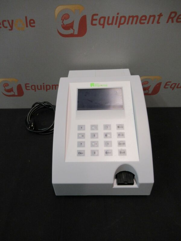 Rapid Response U120 Ultra Urine Analyzer Urinalysis 120 Tests/Hour