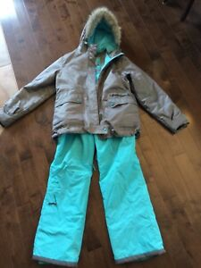 Ladies snowsuit