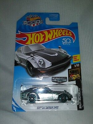 Hot Wheels Custom Datsun 240Z Zamac Exclusive