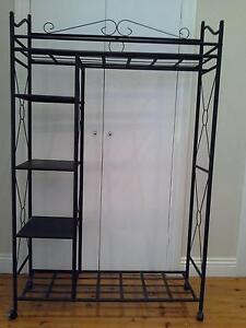 Wardrobe Portable French Provincial Style Stanmore Marrickville Area Preview