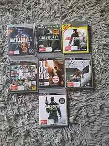 Ps3 games for sale Hallett Cove Marion Area Preview