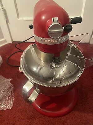 KitchenAid Mixer KP26M1XER Professional 600 Series Stand Mixer Empire Red