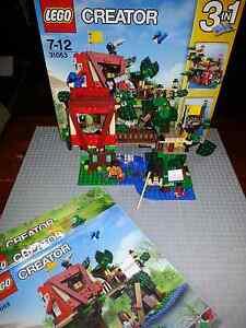 Lego Creator Tree House 31053 Essendon Moonee Valley Preview