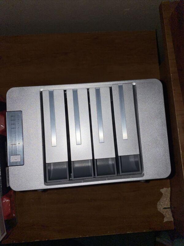 TerraMaster USB-C External Hard Drive Enclosure USB 4 Enclosure