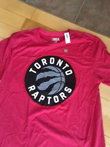 Raptors NBA tee - Mens large
