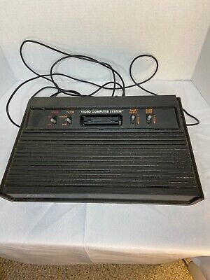 Atari 2600 Video Game Console—Not Working