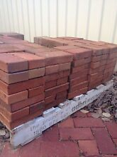 160 red clay pavers Trott Park Marion Area Preview