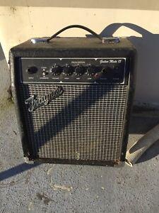 Small Practice Amp