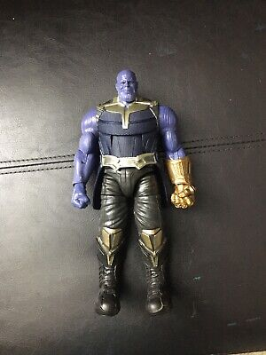 Thanos Marvel Legends Complete BAF MCU Avengers Infinity War 3 Pack