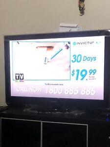 Samsung 50 inch full HD tv
