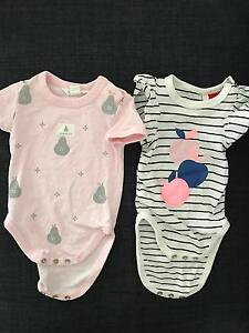 Country Road + Seed newborn onesies Carseldine Brisbane North East Preview