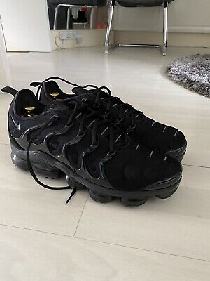 Nike Vapormax Plus Black UK12