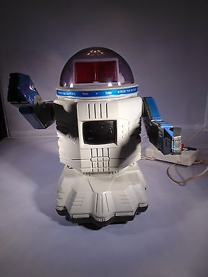 ROBOT, STEVE THE BUTLER,  1980's,PLAYTIME, TESTED WORKING ROBOT