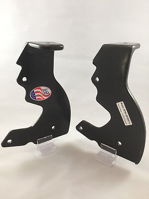 BMW R1100RT and R1150RT  Driving Light Brackets *  INTERNATIONAL SHIPPING RATE, used for sale  Shipping to Canada