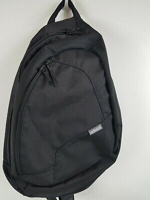 Adidas Backpack Black One Strap Loand Springs Adult Size