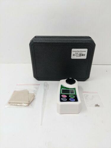 HOJILA Digital Brix Refractometer Brix Meter Pocket Refractometer with ATC for S