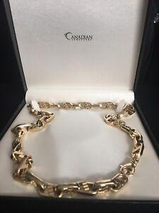Heavy 14K Gold Chain $3200