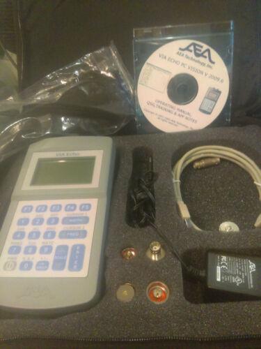 VIA Echo 1000 4MHz-1GHz Vector Impedance Analyzer P/N 6025-1100 6025-5100 w/Case