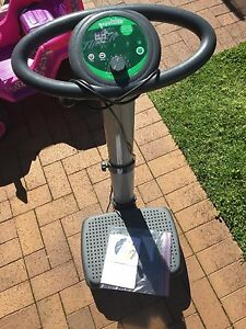Vibrating platform with cd and instructions Engadine Sutherland Area Preview