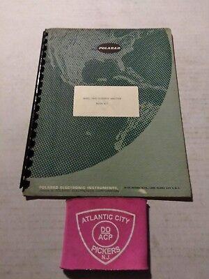 Polarad Model 2600 Spectrum Analyzer Sales Kit