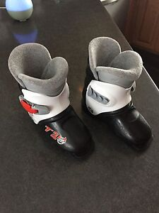 Youth ski boot size 18.5