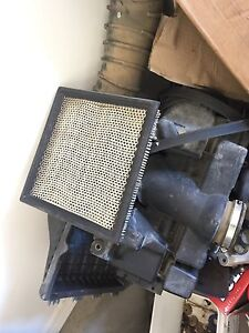Stock Ford 6.2L F150 Raptor intake complete