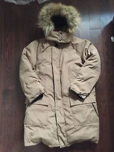 Down/ feathers winter jacket